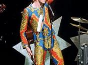 Bowie Inspirations Cutting-Edge Rock Roll Star