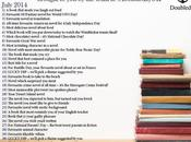 #Bookadayuk Doubleday Final Round-up