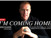 "Brian Scalabrine Faced Lebron With ""Coming Home"" Letter Boston"
