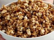 Recipe Caramel Corn Clusters Snacks