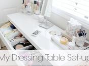 Dressing Table Set-up