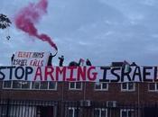 Activists Shut Down Israeli Drone Factory