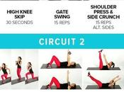 Jump, Lift, Twist Workout