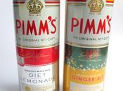 News: Pimm's Pre-Mix Cans Diet Lemonade Ginger