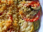 Delicious Courgette (zucchini) Tomato Bake