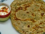 Paneer Paratha Snacks