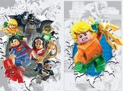 Comics Have Cool LEGO Covers This November