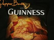Guinness Flavoured Crisps Burts Chips Review!