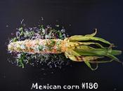 Mexican Corn with Cilantro, Chipotle Parmesan Cheese #180