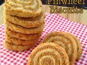 Cheese Marmite Pinwheel Biscuits: GBBO Week
