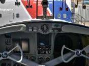 Grumman G-73 Mallard Cockpit