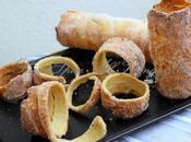 Kürtőskalács /Chimney Cake -Daring Bakers