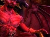Battle Demons Devil Saints Hell
