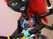 Dolly Review: Monster High Love Fashion Wydowna Spider