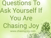 Important Questions Yourself Chasing
