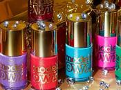Models Diamond Luxe Nail Polish Collection!