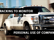 Tracking Monitor Personal Company Vehicles